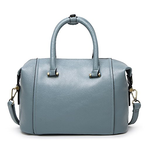 Viaggio a tracolla tracolla VogueZone009 cerniere a Moda Donna Borse Borse Azzurro PUwxFtYq