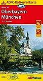 ADFC-Radtourenkarte 26 Oberbayern München 1:150.000, reiß- und wetterfest, GPS-Tracks Download (ADFC-Radtourenkarte 1:150000)