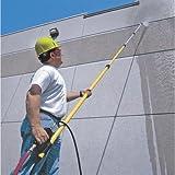 General Pump Telescoping Pressure Washer Wand - 4,000 PSI, 6ft. to 12ft. Length, Fiberglass/Aluminum, Model# DLTG12