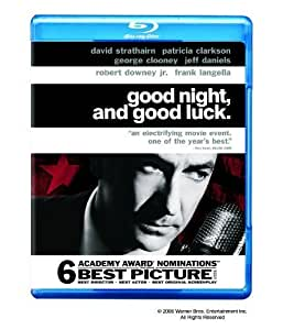 Good Night and Good Luck [Blu-ray] by Warner Home Video