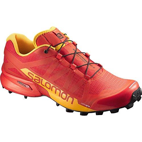 Salomon Herren Speedcross Pro 2 Kletterschuhe rot / orange