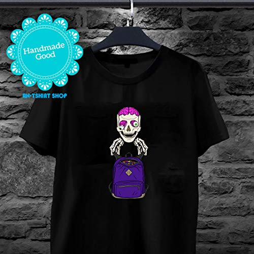 Trick Or Treat Ghoul Costume Skull Candy Bag Halloween 2019 T -shirt for men and women