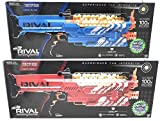 Nerf Nemesis Blue and Red Complete Nerf Gear Bundle