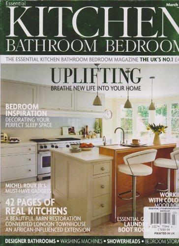 [Essential Kitchen Bathroom & Bedroom Magazine March 2013] (Magazine Display Finish)