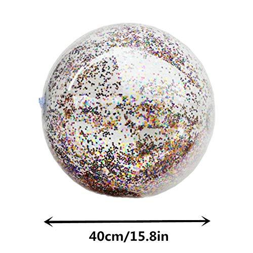 Pelota hinchable transparente de bola de agua, juguete para ...