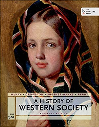 Isbn 9780312640620 a history of western society vol. B: from.