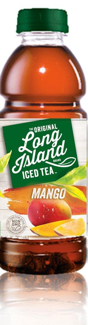 Long Island Iced Tea Mango, 20 Ounce (12 Bottles) by Long Island Iced Tea (Image #1)