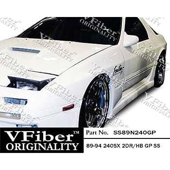 Amazon Com 1989 1994 Nissan 180sx 240sx S13 2dr Hb Body Kit Gp
