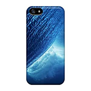 Premium Underwater Back Covers Snap On Cases For Iphone 5/5s