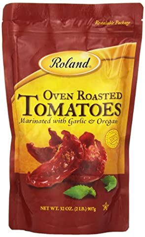 Roland Oven Roasted Tomatoes, 32 Ounce (Roland Garlic)