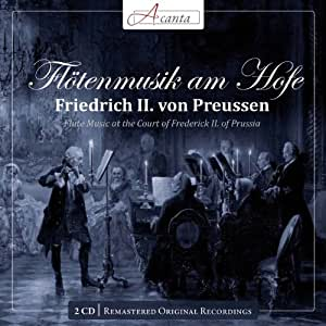 Flute Music at the Court of Frederick II of Prussia