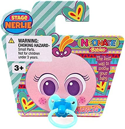 DISTROLLER Neonate Nerlie Diaper and Pacifier Microkit NEW IN BOX.FREE SHIPPING