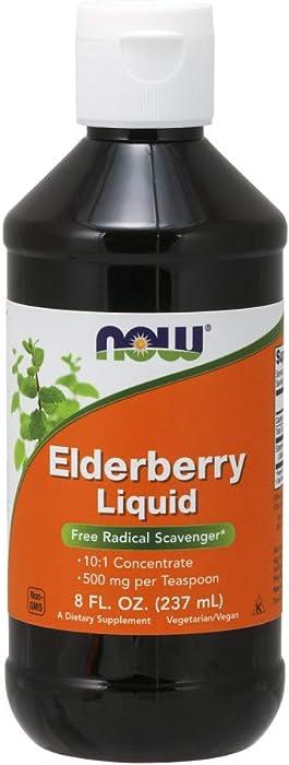 The Best Now Food Black Elderberry Extract