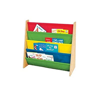 Danawares Tt 4 Pocket Book Rack Primary: Toys & Games