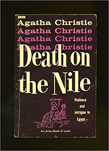 Death on The Nile: Agatha Christie: Amazon.com: Books