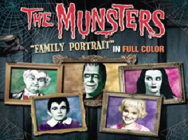 The munsters today computer dating cartoon
