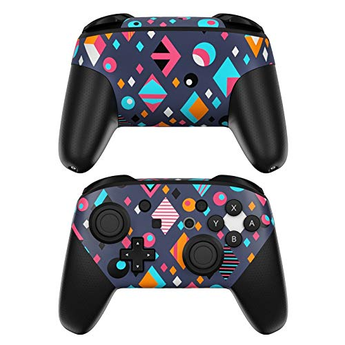 Deep Lagoon Decalgirl Skin Sticker Wrap Compatible with Nintendo Switch Pro Controller