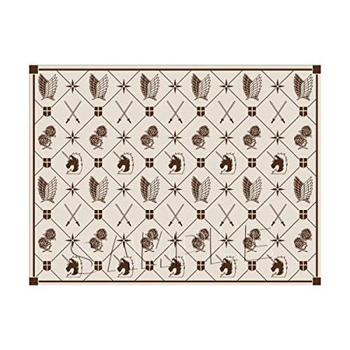 Attack on Titan place mat D (japan import)