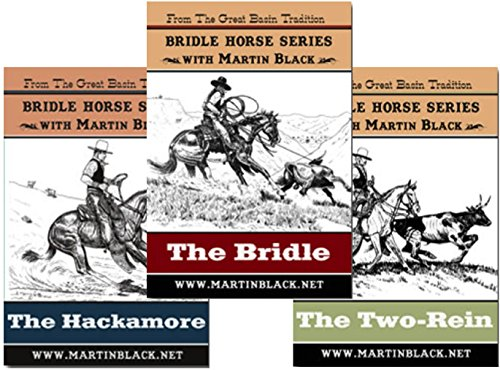 The Complete Bridle Horse Series with Martin Black - 3 DVD - Complete Bridle
