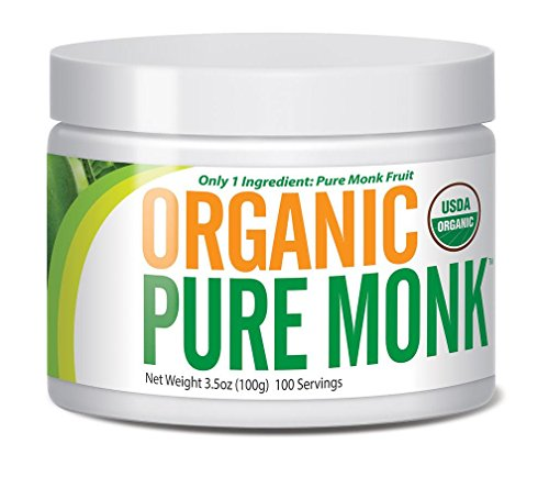 Which are the best monk fruit pure extract powder available in 2020?