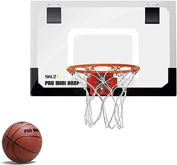 Amazon.com: SKLZ Pro Mini XL Canasta de baloncesto, Estándar ...