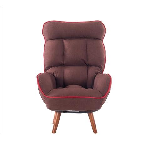 Amazon.com: ZDNALS Puf estilo japonés individual para sofá ...