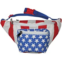 X80 American Flag Fanny Pack