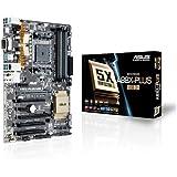 Asus A88X-PLUS/USB 3.1 Mainboard Sockel FM2+ (ATX, AMD A88X, 4x DDR3-Speicher, 8x SATA 6Gb/s, 4x USB 3.1 Gen 1, 2x USB 3.1 Gen 2, 8x USB 2.0, PCIe 3.0)