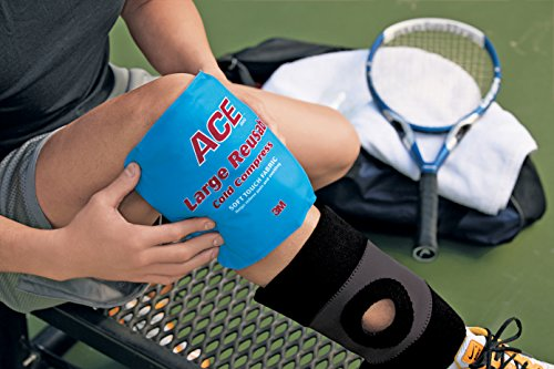 ACE Reusable Cold Compress, Large, Money Back Satisfaction Guarantee by ACE (Image #5)