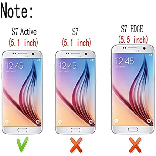 S7 Edge Case, Gifun [Anti-Slide] and [Drop Protection] Soft TPU Premium Flexible Full Protective Case Cover for Samsung Galaxy S7 Edge (5.5 inches) W Bitch Sales