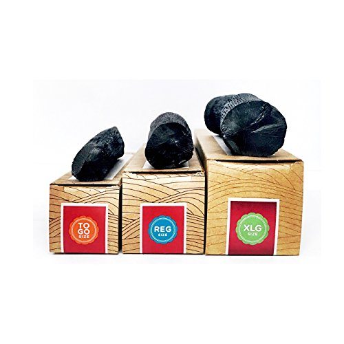 Kishu Charcoal Try-Me-Out Sampler