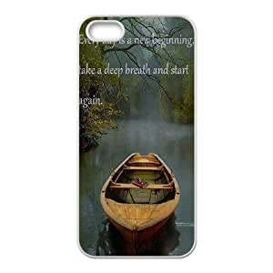 Cool Painting Quotes Pattern Classic Personalized Phone Case for Iphone 5,5S,custom cover case case-351137