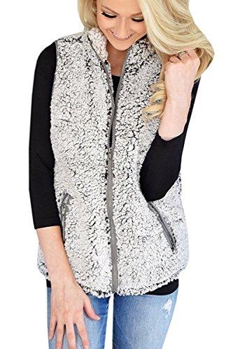 2 Womens Fleece Vest - 7
