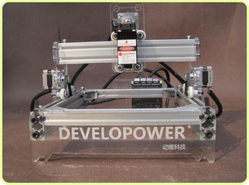 TOPCHANCES 200mW DIY Laser Engraving Machine Laser Engraver Laser Cutter 1720cm