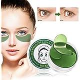 30 Pairs Seaweed Collagen Eye Mask Eye Pads Anti Aging, Anti Wrinkle, Puffy Eyes, Remove Bags & Dark Circles Under Eye
