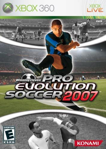Amazon com: Winning Eleven: Pro Evolution Soccer 2007 - PlayStation