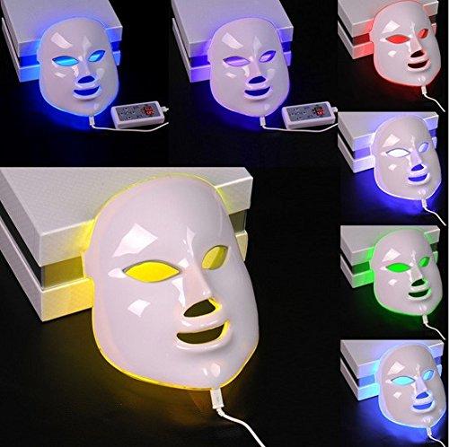 CSBY7 colors facial mask PDT photon LED facial mask LED faci