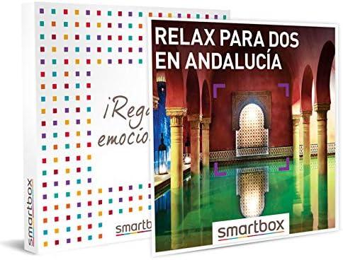 smartbox relax para dos en andalucia