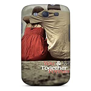 You And Me Case Compatible With Galaxy S3/ Hot Protection Case