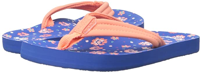 new style 37a19 14548 adidas Little Ahi, Tongs Mixte Enfant, Multicolore (Blue Floral), 19 EU  Amazon.fr Chaussures et Sacs