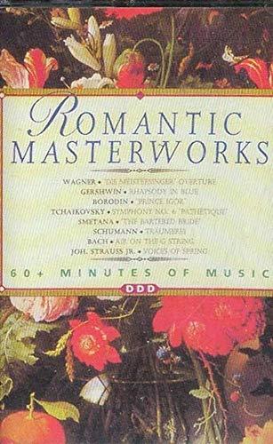 Romantic Masterworks - #4 Cassette Tape (The Romantics Cassette)