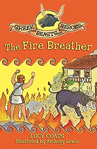 book cover of The Fire Breather