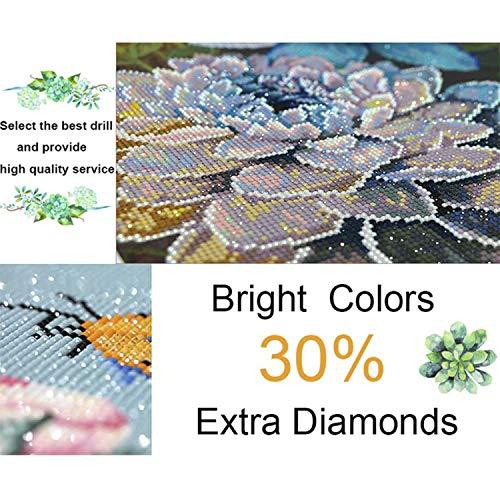 Diamond Painting Embroidery Cross Stitch Rhinestones Mosaic Full Drill Landscape