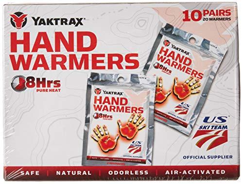 Yaktrax Hand Warmer (10 Pack)