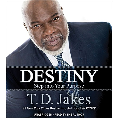 Destiny: Step into Your Purpose Audiobook [Free Download by Trial] thumbnail