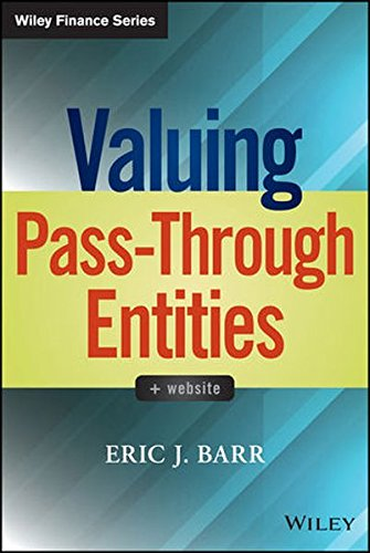 Valuing Outmoded-Through Entities (Wiley Finance)