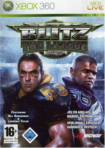 Price comparison product image Microsoft - Blitz : the league [Xbox 360] - 5037930100321