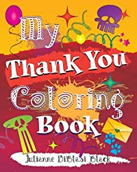My Thank You Coloring Book