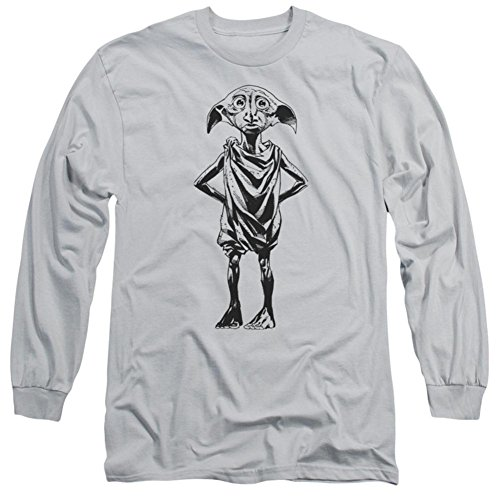 Harry potter dobby mens long sleeve shirt