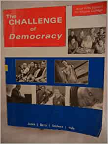 Challenge of democracy by janda